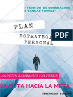 Plan Estrategico Personal