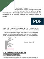 Termodinámica y Energía