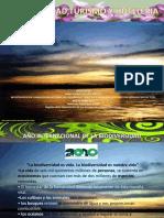 Conferencia Biodiversidad Turismo y Hoteleria