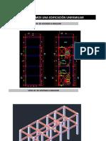 Estructuras, Portico 3d