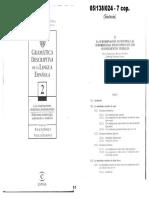 DELBECQUE & LAMIROY - La Subordinación Sustantiva. Las Subordinadas Enunciativas en Los Complementos Verbales