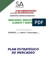 09 G Neg Mercadeo - Ventas y Servicio Al Cliente