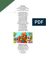 Canciones Infantiles Carol