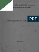 Sá, C. P. (1985). O Behaviorismo Radical de Skinner e Sua Aplicabilidade Socialmente Relevante