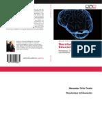 Libro Decolonizar La Educación. Pedagogía, Currículo y Didáctica Decoloniales