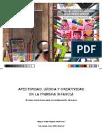 LIBRO Afectividad, Ludica y Creatividad en La Primera Infancia