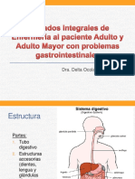 Cuidados Enfermería - Sistema Digestivo