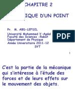 Postulats de Newton Et Mecanique Quantique