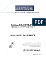 Manual Instructores Version 2003