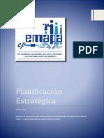 Plan Estratégico 2016 - 2022