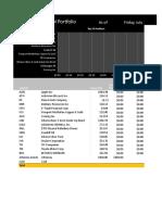 SUIC Investment Portfolio