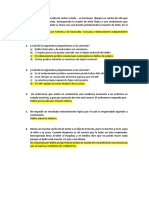 Cuestionario Progreso I - Derecho Penal II