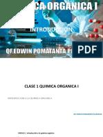 c1introduccion a La Quimica Organica