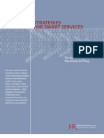 Harbor Research - Strategies for Smart Services