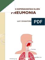 Keperawatan Sistem Respirasi 2 Pertemuan 2