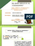 Diapositivas Derecho Municipal