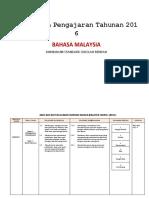 RPT KSSR Bahasa Malaysia Tahun 6