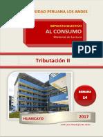 Semana 14 Impuesto Selectivo Al Consumo - Isc