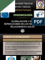 Globalización y Sus Repercuciones en Los Fenómenos Relacionados