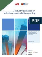Og Industry Guidance on Voluntary Sustainability Reportnig 3rd Ed 2016