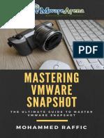 Mastering VMware Snapshot