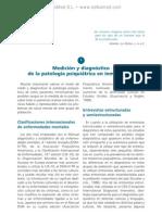 Medicio¦ün y diagno¦üstico de la patologi¦üa psiquia¦ütrica en inmigrantes