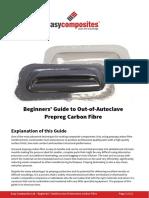 EC TDS Beginners Guide to Prepreg Carbon Fibre