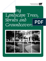 Pruning Landscape Trees, Shrubs and Ground Covers