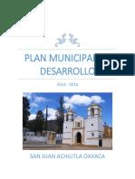 PMD San Juan Achiutla