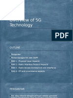 Overview of 5G Technology