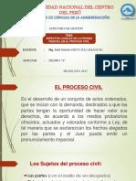 Aspectos Legales de La Prueba Pericial en El Proceso Civil