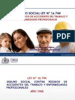 Presentacion Seguro Social Ley16744