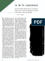 Chalmers, David J. - El Problema de La Conciencia (Inv. y Ciencia, Feb. 1996)