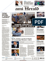 Miami Herald April 11 2016 - Miami Herald