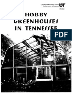 Hobby Greenhouses in Tennessee