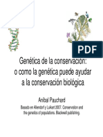 Genetica de La Conservacion2010b