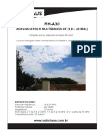 Antena RH A30