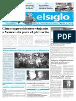El Siglo Edicion Impresa 14-07-2017