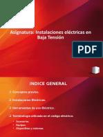 Clase 02- Reglamento Electrico de Alumbrado