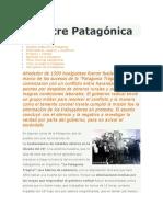 Masacre Patagónica