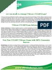 1V0-605 Dumps | VMware 1V0-605 Exam