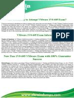 1V0-605 Dumps   VMware 1V0-605 Exam