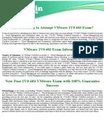 1V0-603 Dumps | VMware 1V0-603 Exam