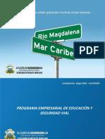 Presentación Programa Empresarial de Educación y Seguridad Vial