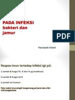 Respon Imun Pd Infeksi_bakteri Jamur n Virus