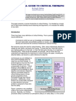(Haskins) Practical Guide to Critical Thinking.pdf