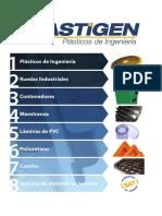 Catálogo Plastigen 2014