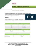 FT Arroz Integral Extruido en Esferas
