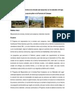 Un Programa de Mejoramiento de La Vivienda Rural Campesina Con Los Materiales Del Lugar.