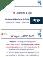 Reglamento Nac Edificaciones